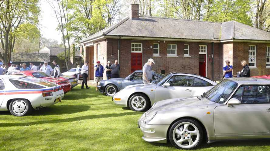 Porsche Classic opens new base at Bicester Heritage