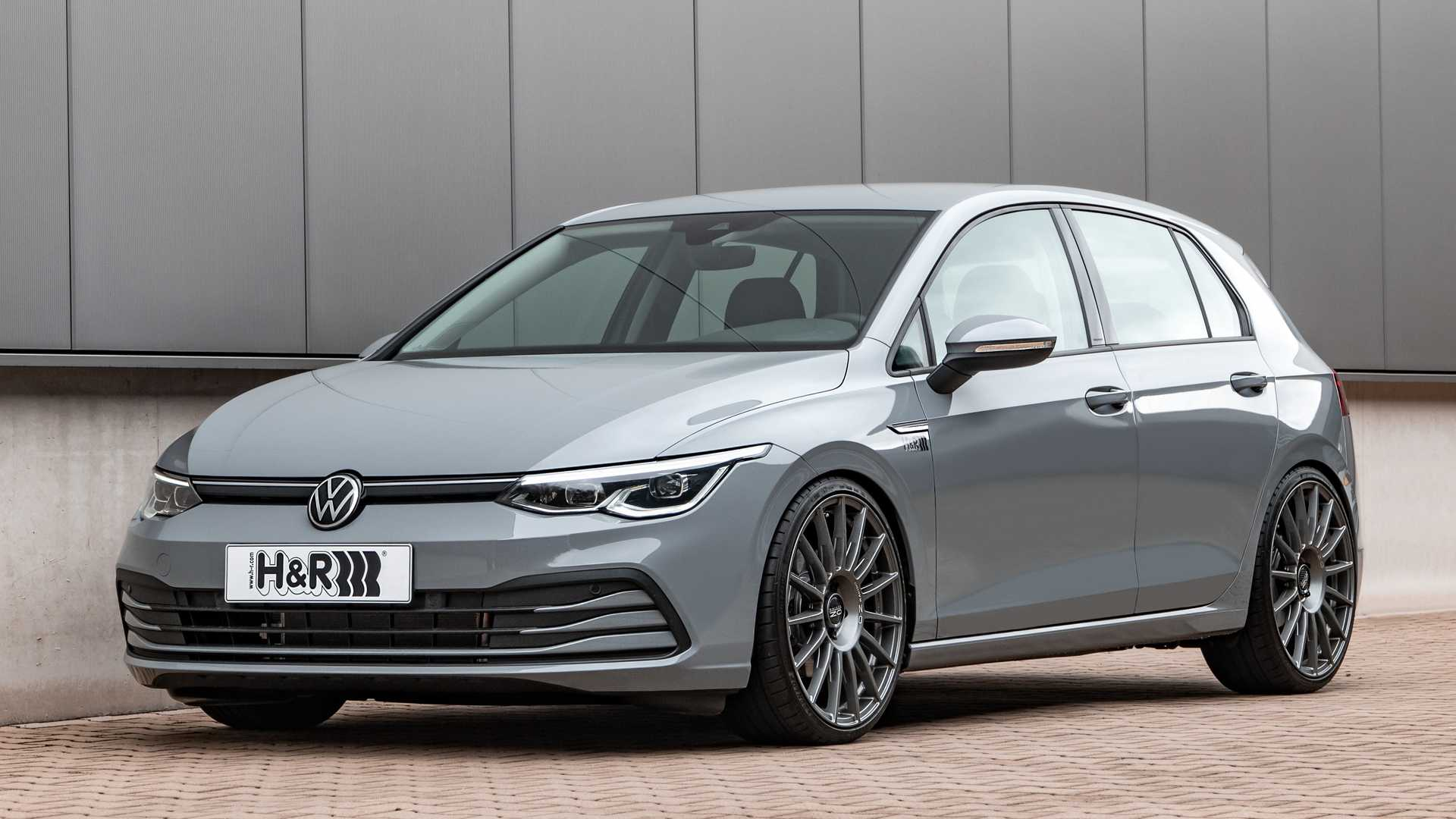 Volkswagen Golf 2020 prepared by H&R
