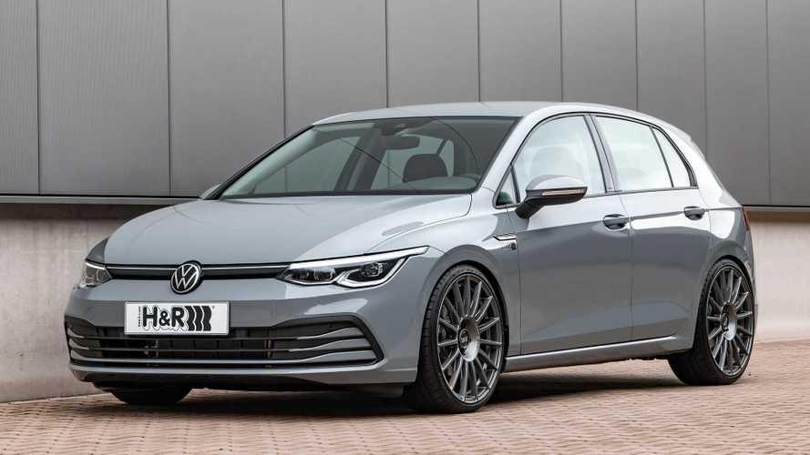 H&R-Gewindefedern für den neuen VW Golf VIII