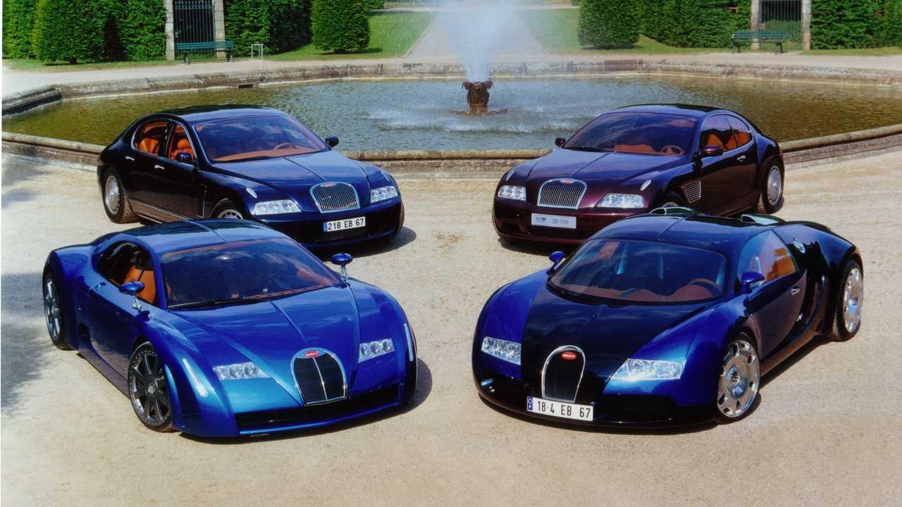 Histoire Bugatti Veyron