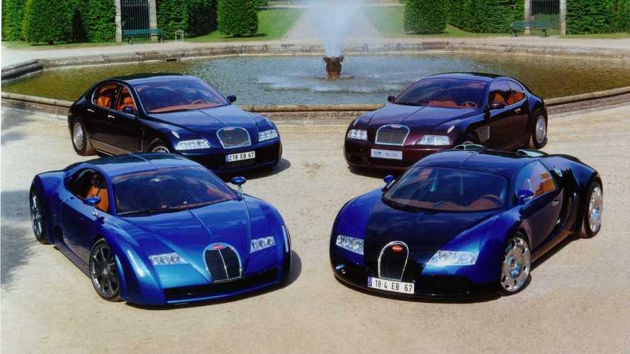 Connaissez-vous l'histoire de la Bugatti Veyron ? On vous la raconte !
