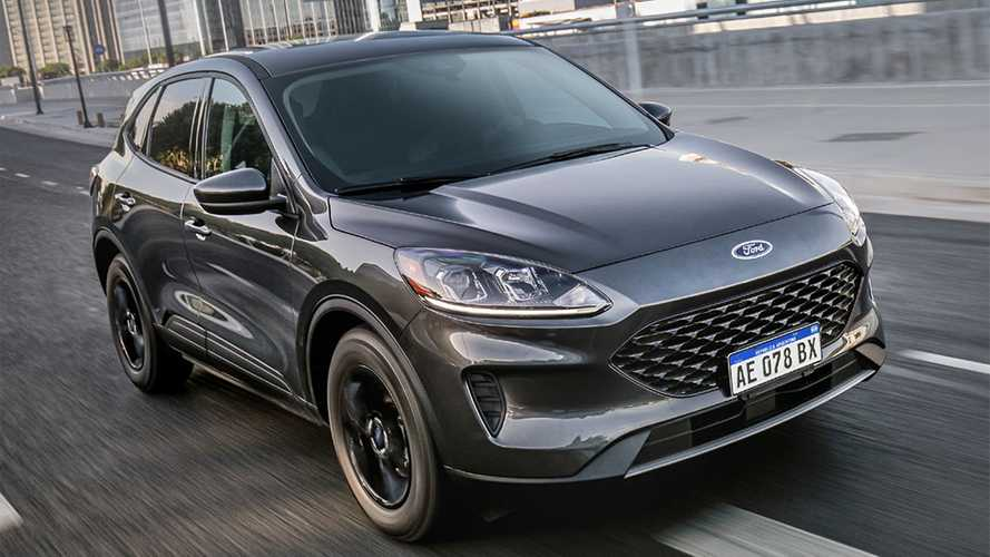 Ford Escape Hybrid 2020 (Mercosul)