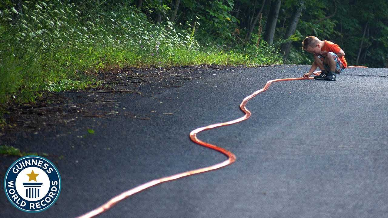 Welcome To The Longest Hot Wheels Track In The World