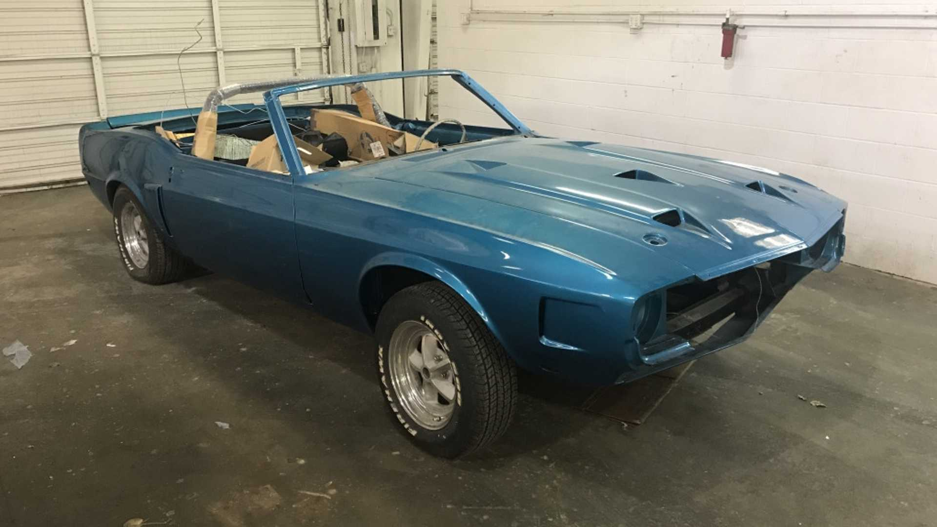 "[""Seized Shelby Counterfeiter Collection Up For Grabs""]"