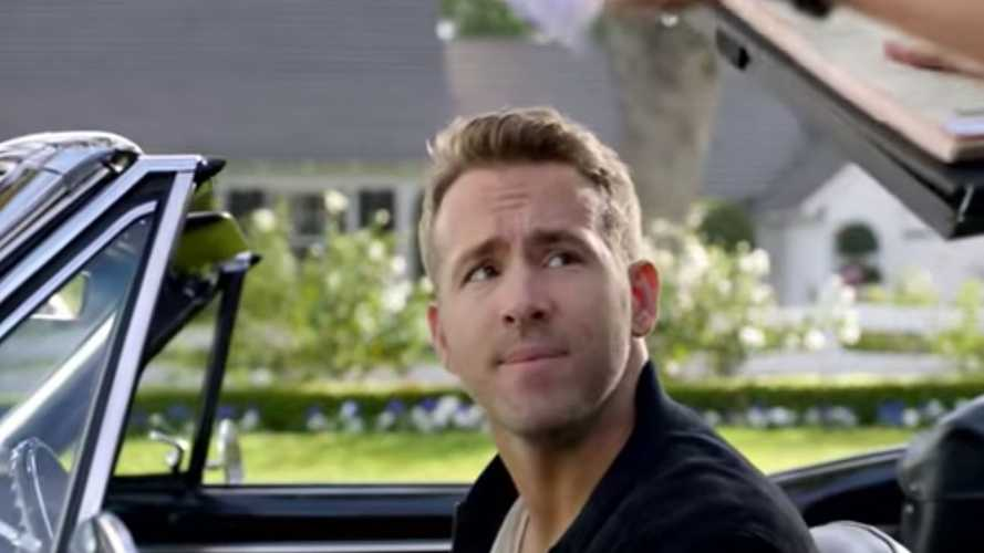 Watch Ryan Reynolds Hyundai Elantra Throwback Super Bowl Ad