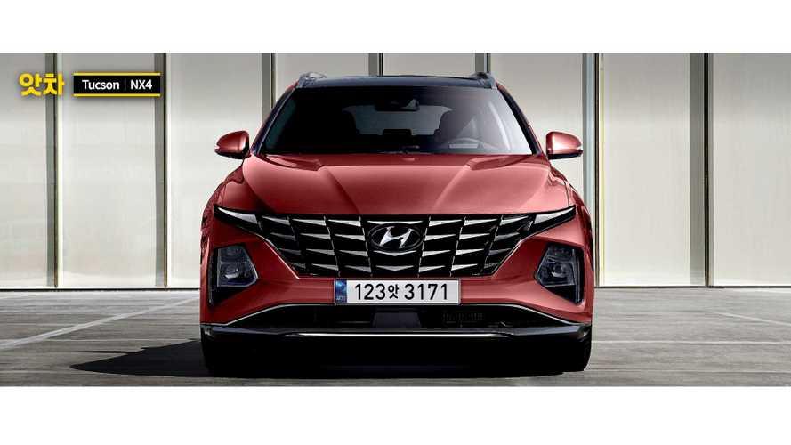 Az eddigieknél is merészebb külsőt kaphat az új Hyundai Tucson