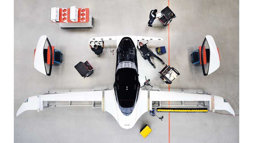 Lilium Raises Over $240 Million To Develop Its Electric Aircraft