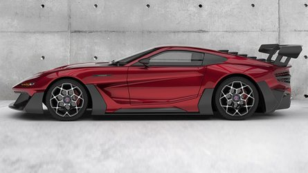Factory Five F9R debuts with 9.5-litre V12 and aggressive styling