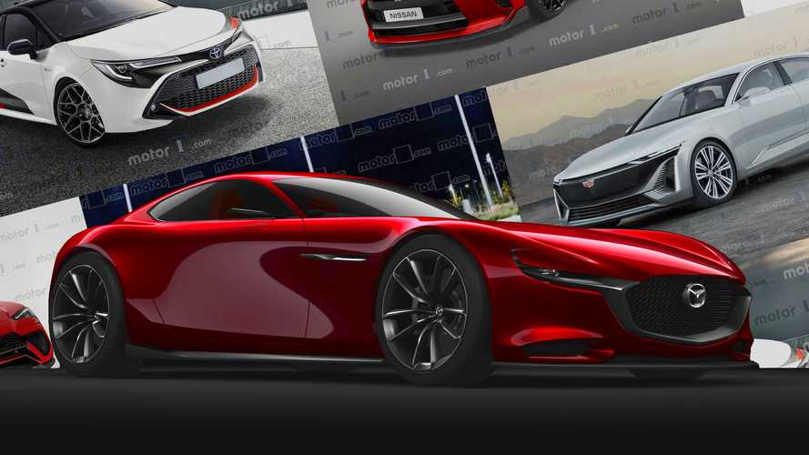 15 Upcoming New Cars Worth Waiting For