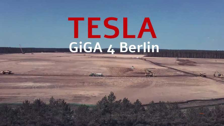 Construction Of Tesla Gigafactory 4 Reportedly Postponed