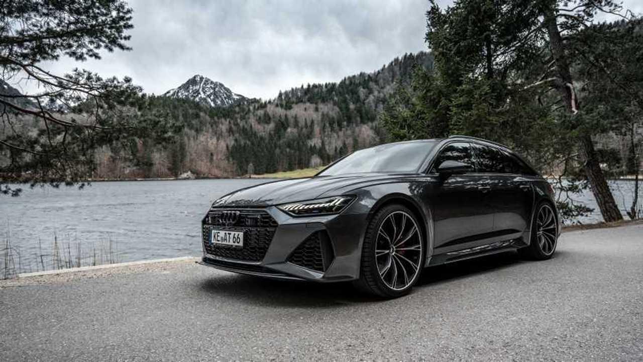 Audi RS 6 Avant ABT 2020