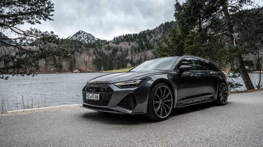 Le nuova Audi RS modificate da ABT, ed ecco arrivare 700 CV