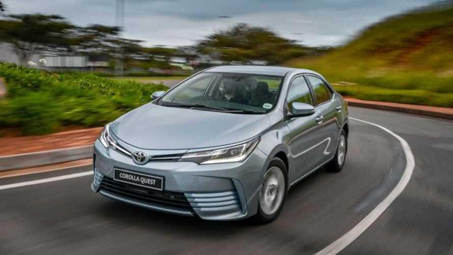 """Toyota Corolla Quest é o """"Onix Joy"""" para o mercado sul-africano"""
