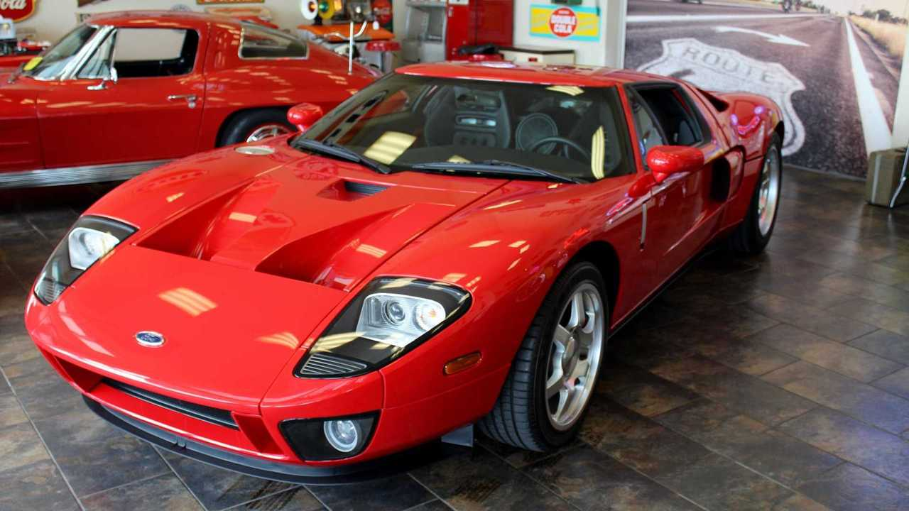 Wow Everyone With A 2005 Ford GT