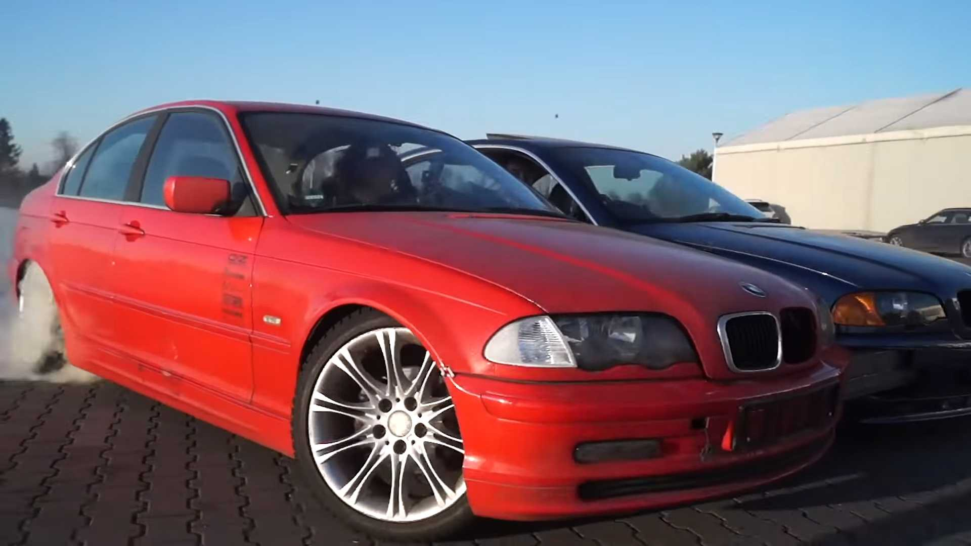 Bonkers Bmw Dual E46 Build Redefines The Term Tandem Drifting