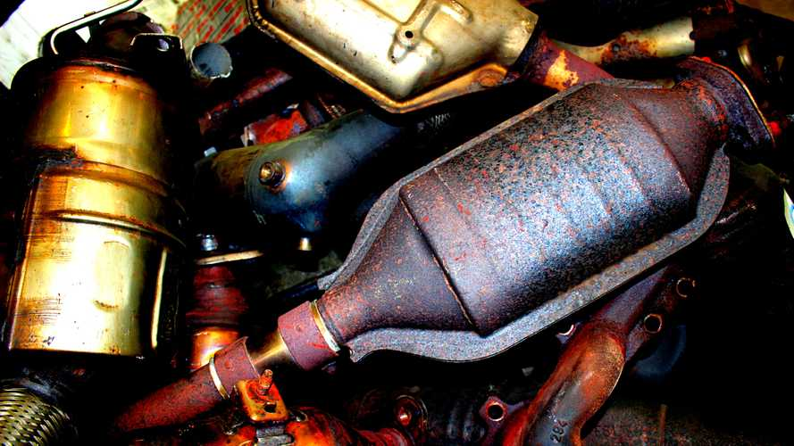 UK cities where catalytic converter theft is most common