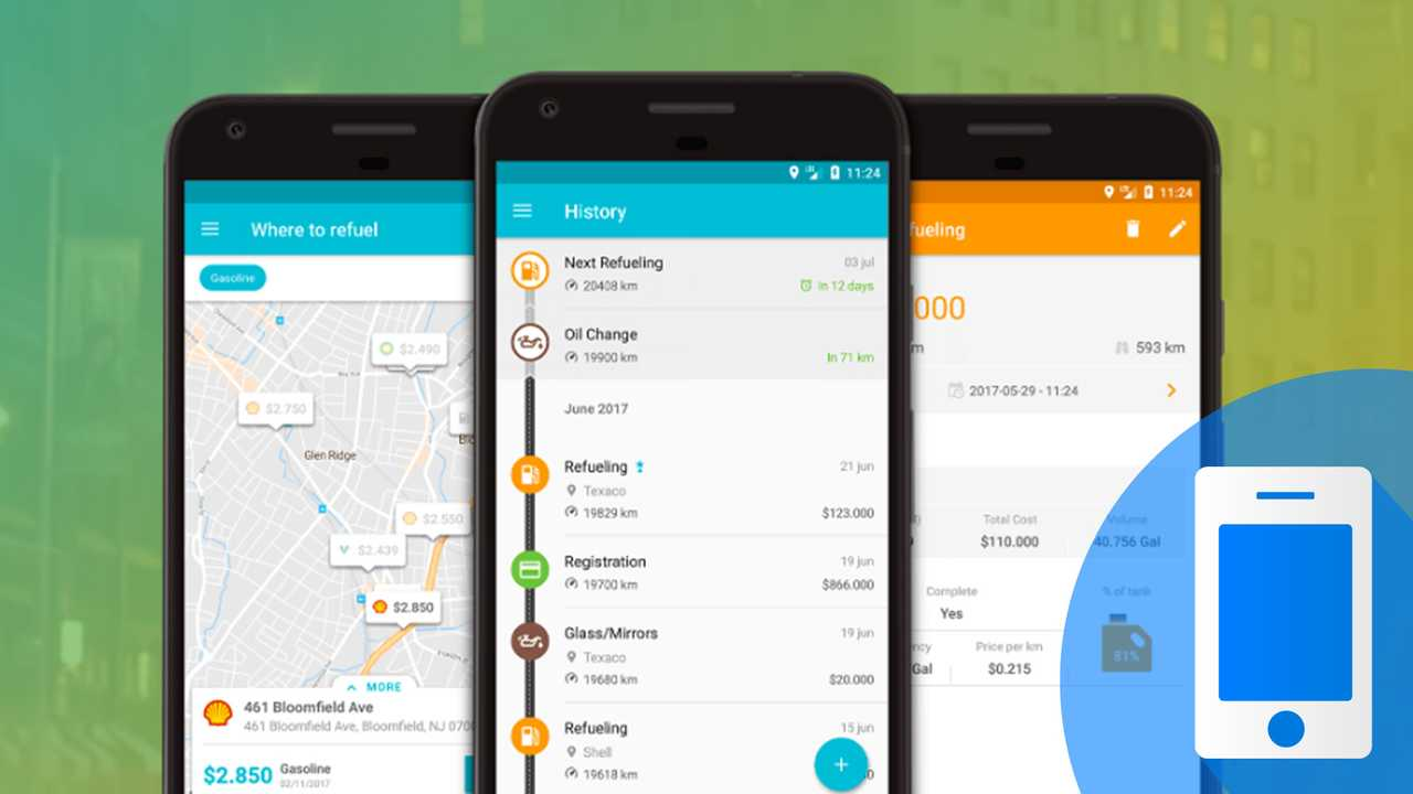 Copertina TECH Drivvo App