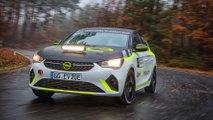 Opel начал тесты гоночного электромобиля Corsa-e Rally