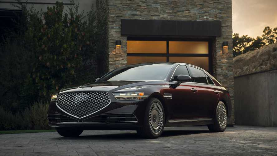 Genesis G90 Pricing Reportedly Starts At $73,195, AWD Close To $80K