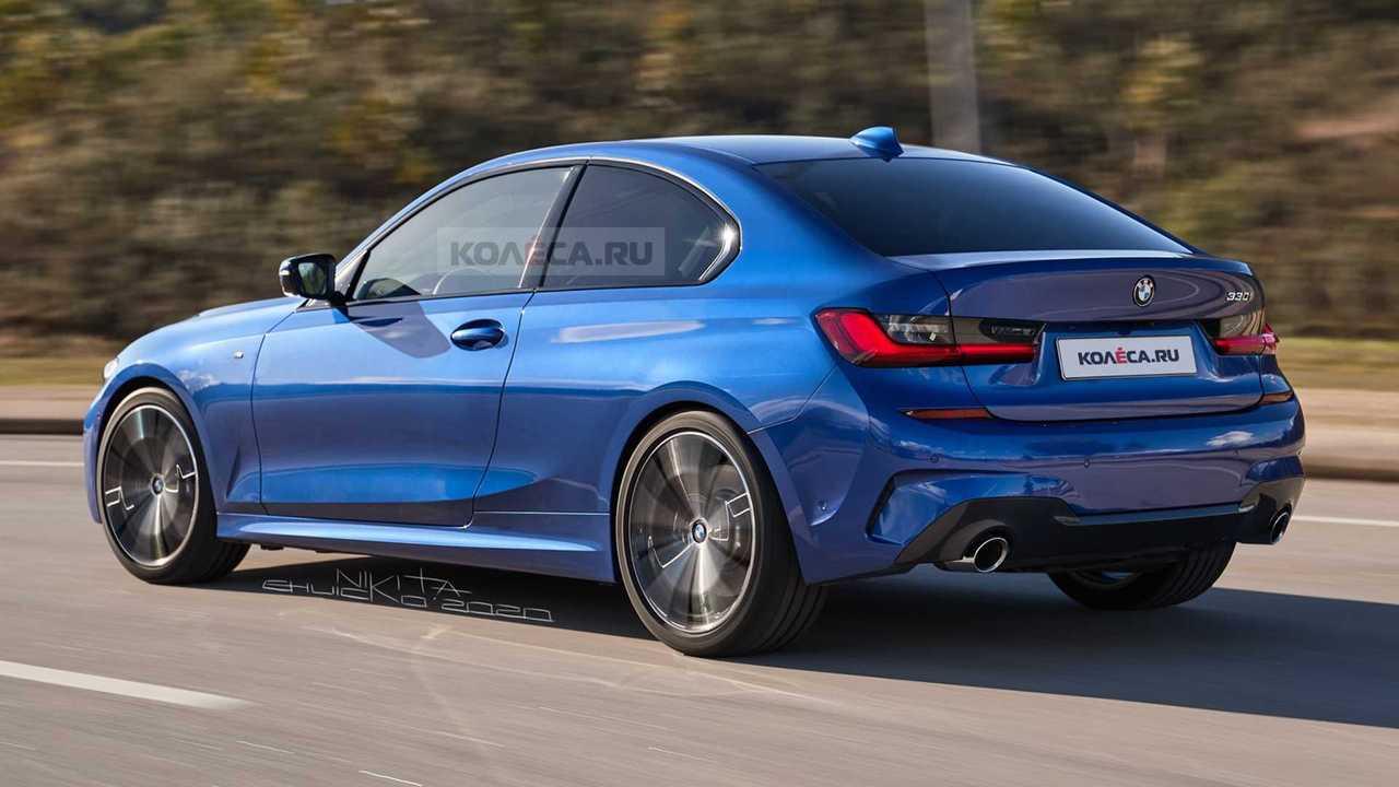 BMW 3 Series Compact rendering