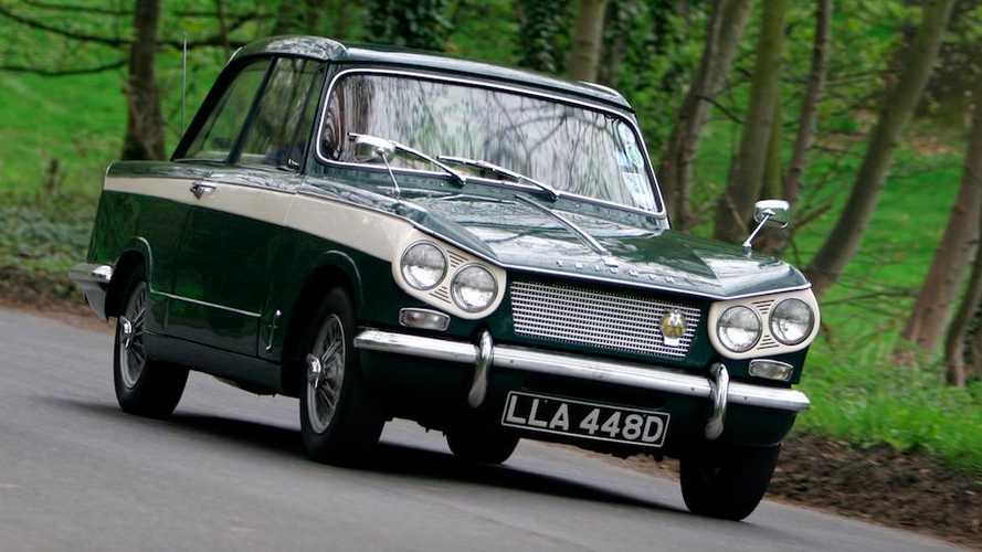 Triumph Vitesse Buying Guide
