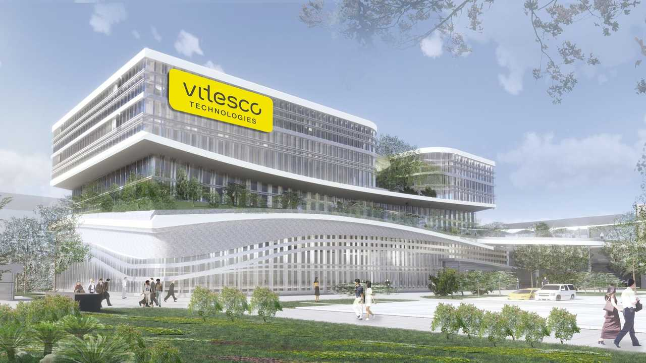 Vitesco Technologies R&D center for electromobility in Tianjin, China