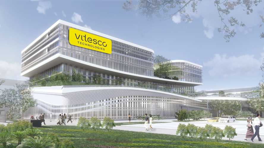 Vitesco To Build New R&D Center In China For xEV Powertrains