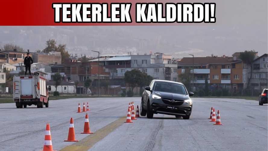 2019 Opel Grandland X | Geyik Testi