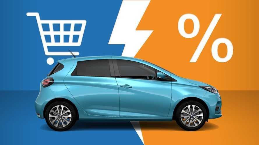 Aides à l'achat - Combien coûte la Renault ZOE ailleurs qu'en France ?
