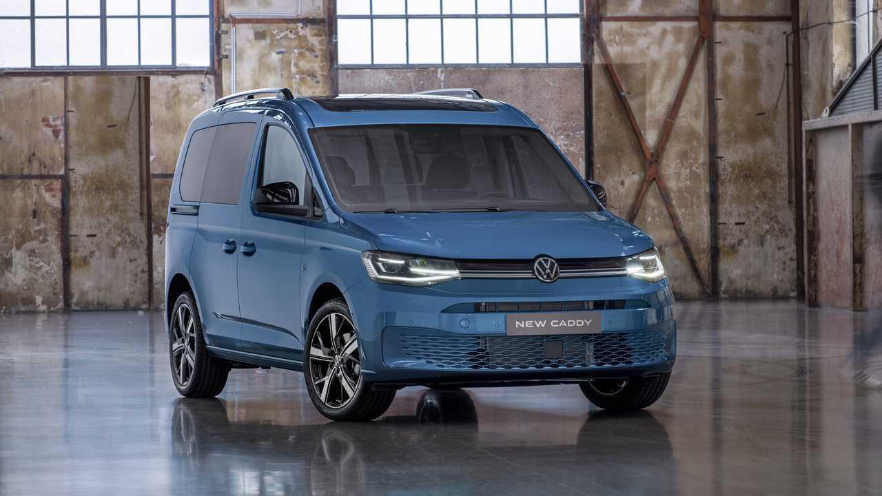 2021 Volkswagen T7 neredeyse kamuflajsız yakalandı