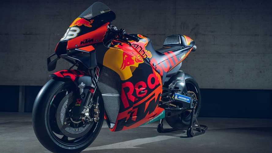 Moto GP, KTM: ecco la nuova RC16 per il salto di qualità definitivo