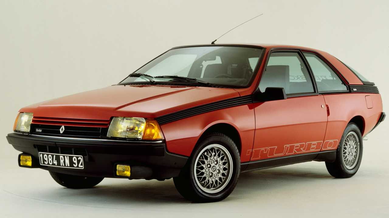 Copertina Renault Fuego