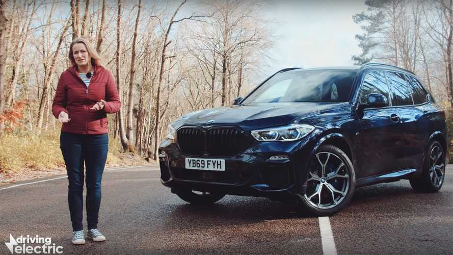 UK BMW X5 45e PHEV Review Calls It 'A Complete Package'