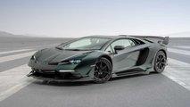 Mansory Cabrera basado en Lamborghini Aventador SVJ