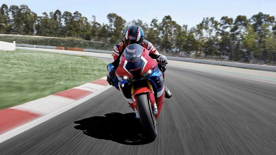 Honda Launches CBR1000RR-R Fireblade SP Controls Simulator