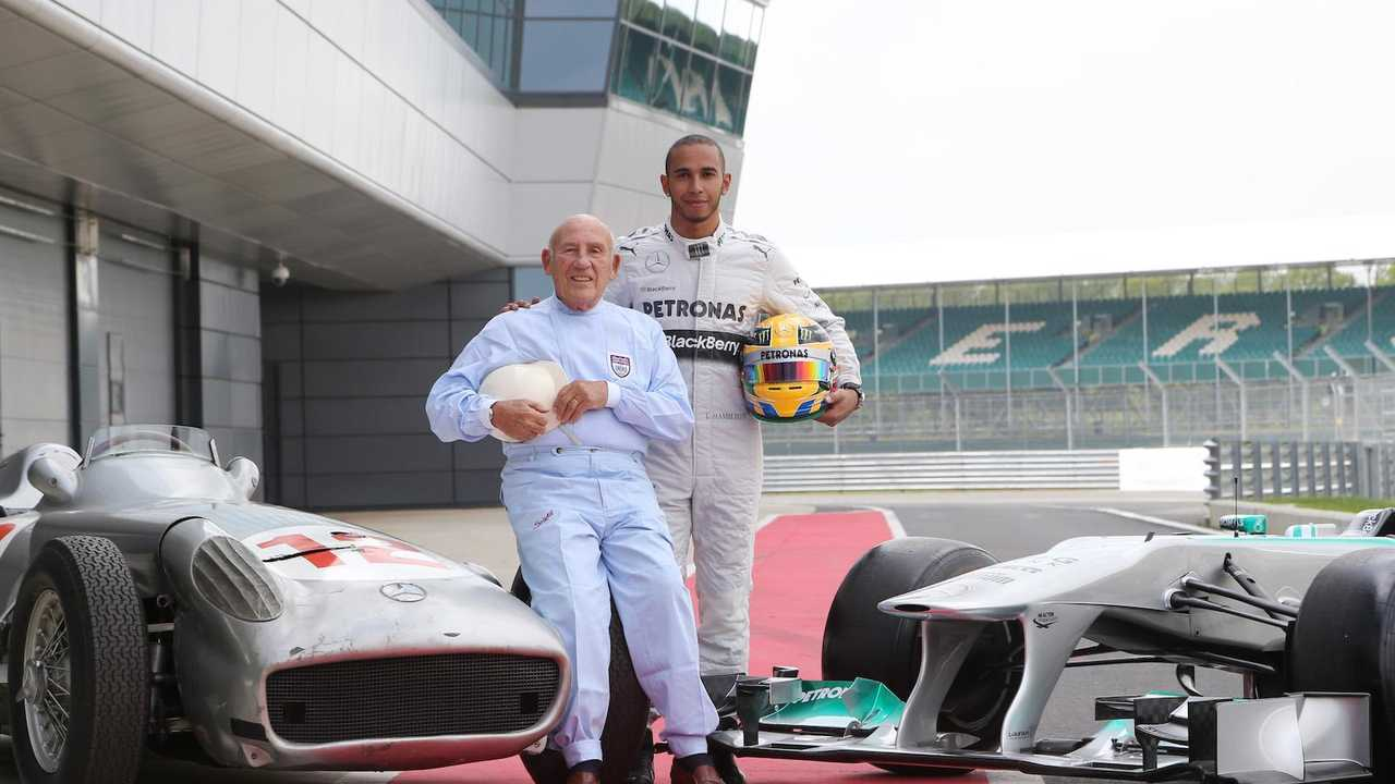 LAT Archive: Sir Stirling Moss retires