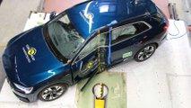 Crash Test EURO NCAP 2019 Audi e-tron