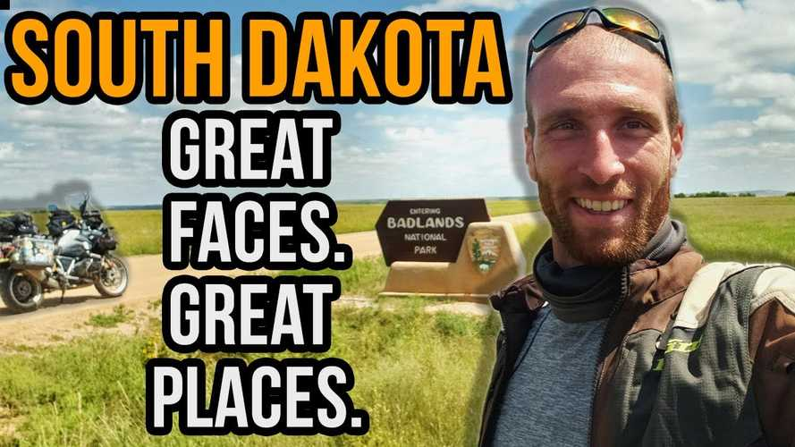 Explore South Dakota With Forty Times Around