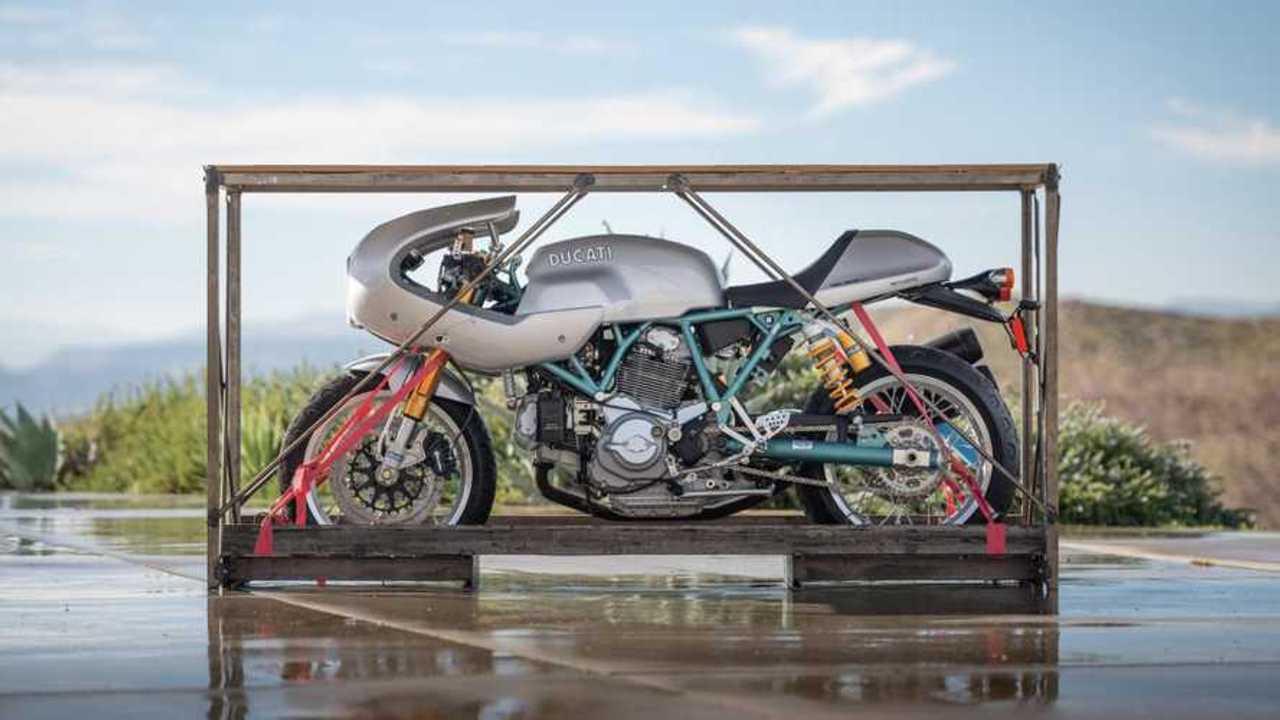 2006 Ducati Paul Smart 1000LE