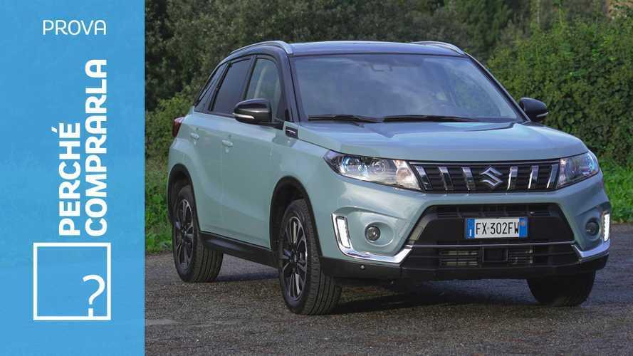 Suzuki Vitara, perché comprarla e perché no