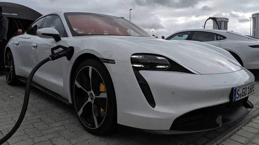 AMCI Calls Out MotorTrend's Real-World Porsche Taycan Range Test