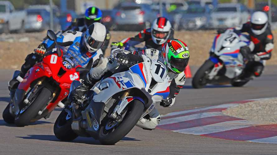California Superbike School 2020 Calendar