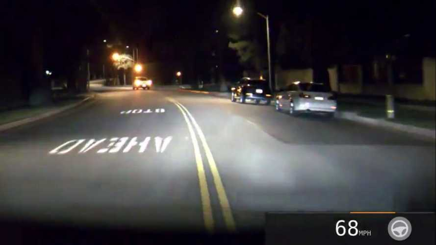 What Caused This Tesla Accident Registered By TeslaCam?