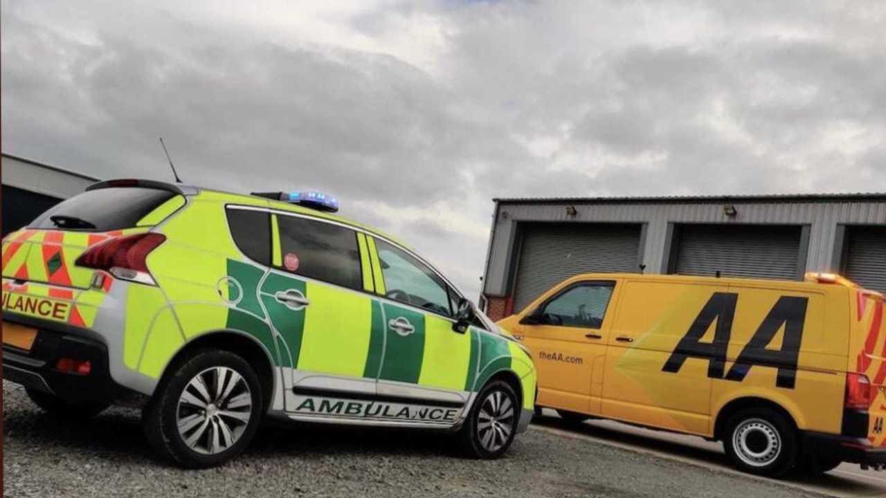 AA London Ambulance Service