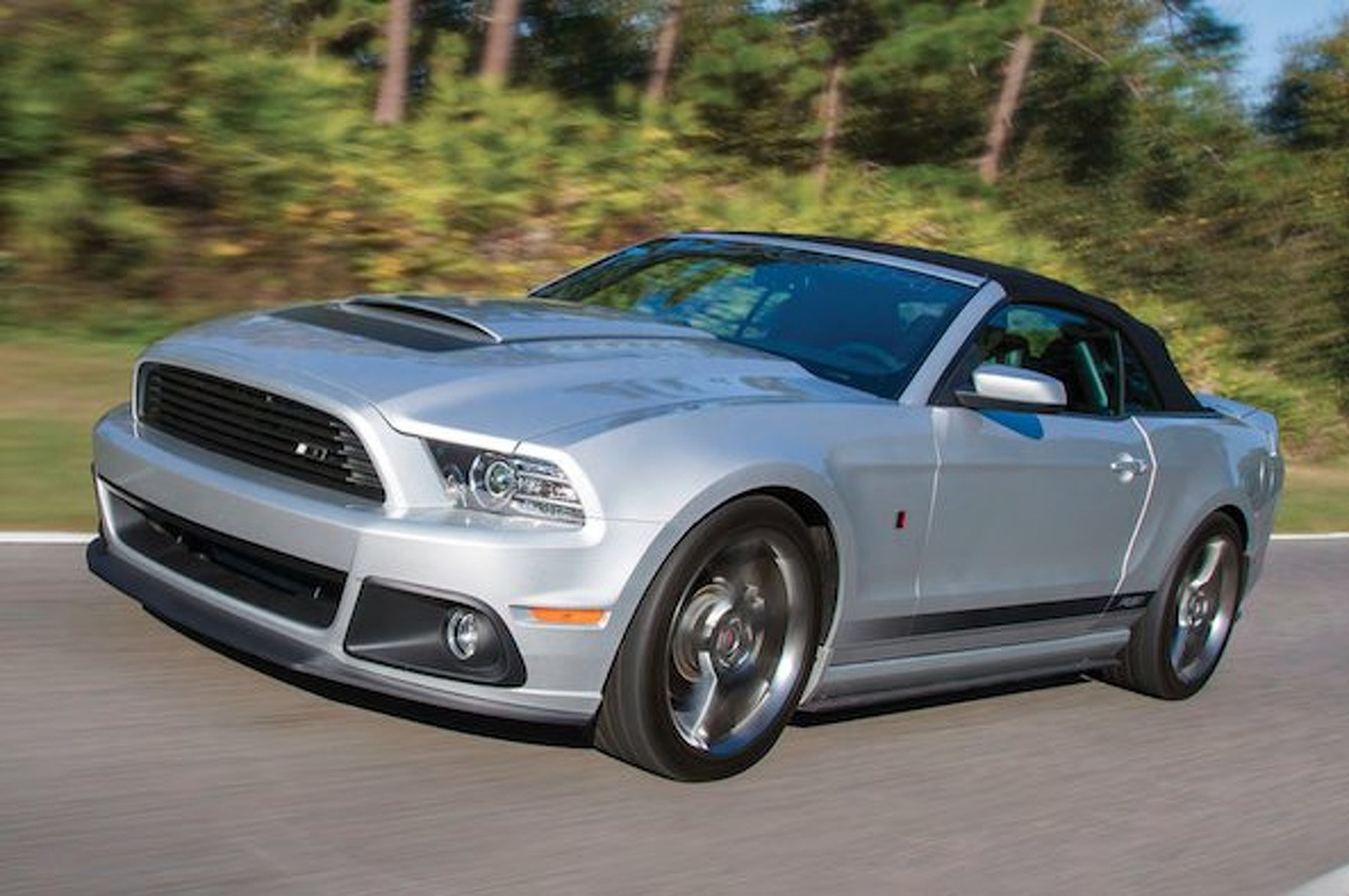 Bold Ride of the Week: 2014 Roush Ford Mustang GT