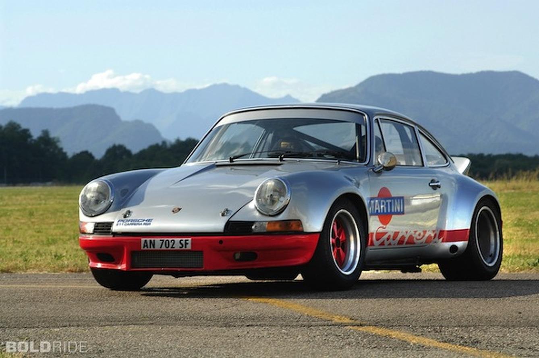 1973 Porsche 911 RSR Photos