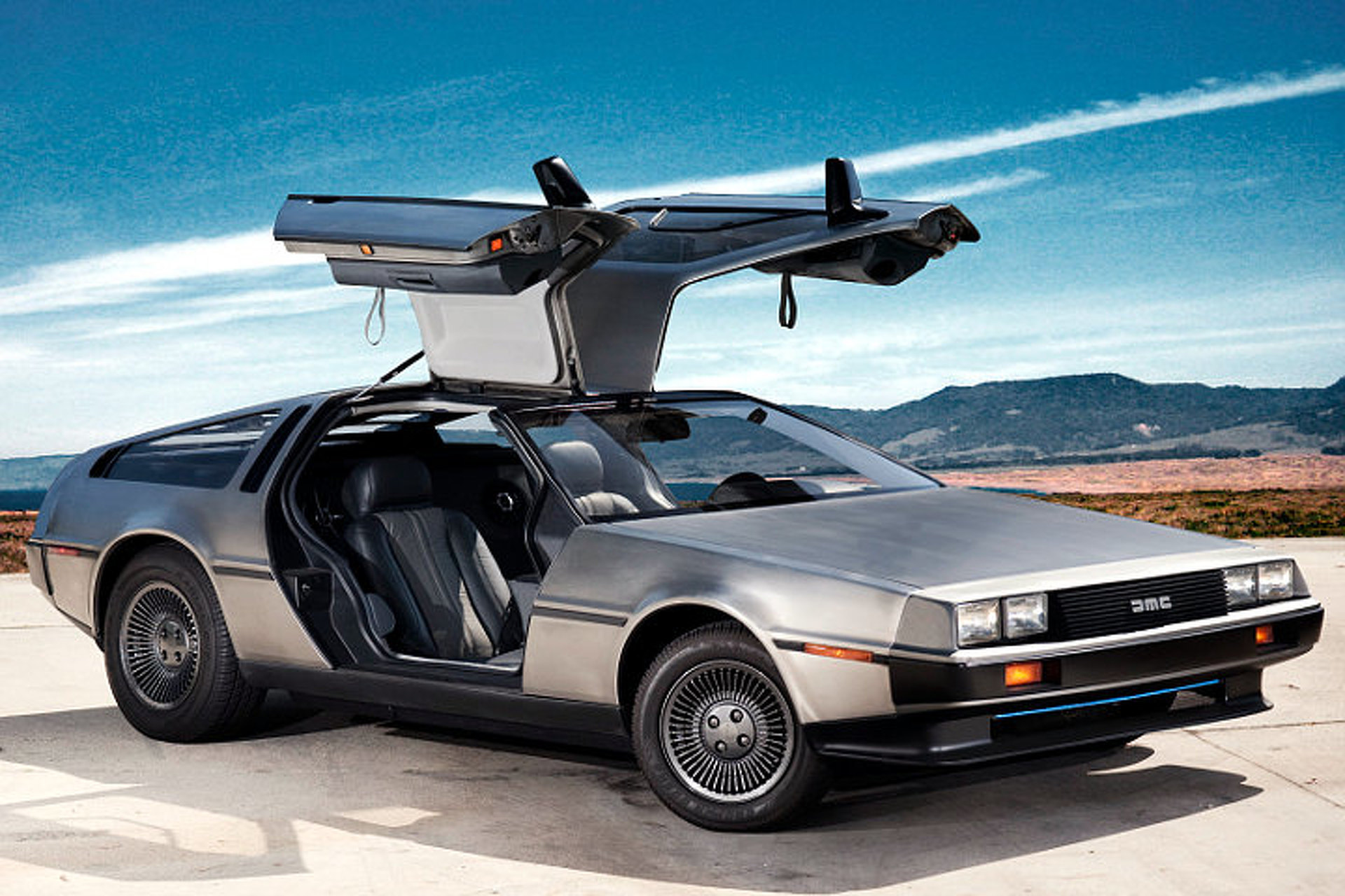 Delorean S Back Now How Do You Style Your Dmc 12