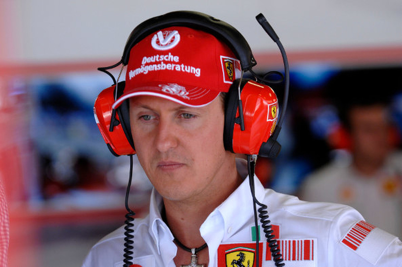 Ferrari Nixes Rumors of Schumacher Return
