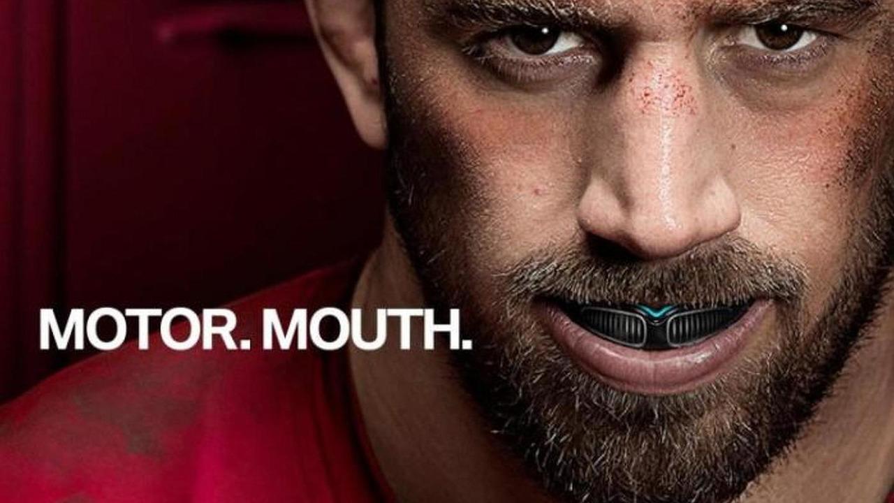 BMW mouthguard