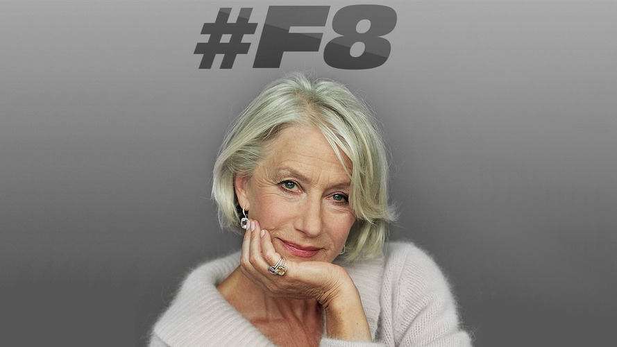 Dame Helen Mirren joins cast of Fast 8